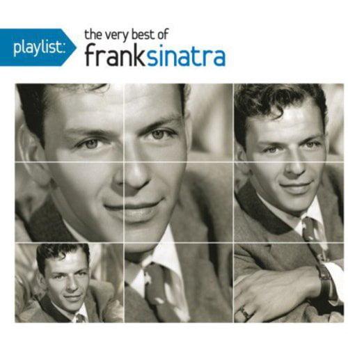 Frank Sinatra - Playlist: The Very Best Of Frank Sinatra (CD)