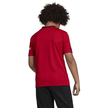 Adidas Adidas Kid S Manchester United Home Jersey 2019 20 Dw4138 Walmart Com Walmart Com