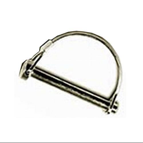 "Hitch Pin, Wire Lock, Round, 1/4 X 1-3/4"", HH, 81975"