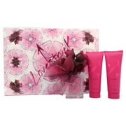 Love Struck by Vera Wang for Women - 3 Pc Gift Set 1.7oz EDP Spray, 2.5oz Velvety Body Lotion, 2.5oz Silky Shower Gel