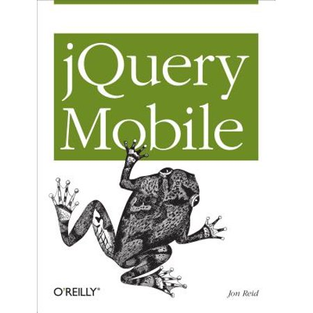 jQuery Mobile - eBook (Best Jquery Mobile Themes)