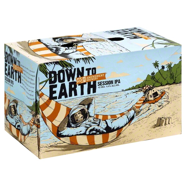 Image of 21st Brew 21st Amendment Down To Earth 6/12 C