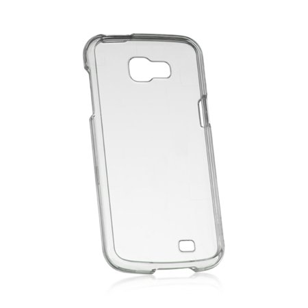 Insten Crystal Skin TPU Rubber Gel Case Cover For Samsung Galaxy Premier - - Crystal Clear Skin Halloween