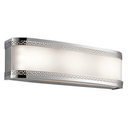 Kichler Contessa 45852CHLED Bathroom Vanity Light