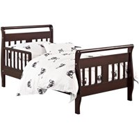 Baby Relax Sleigh Toddler Bed Espresso