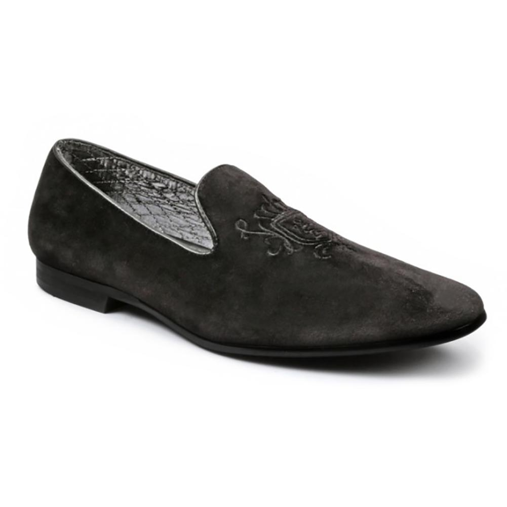 Giorgio Brutini Mens CRESS, Black by Harbor Footwear
