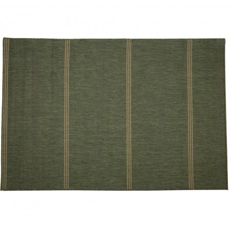 Pawleys Island Original Collection - Inlet Stripe Green - Pawleys Island Outdoor Rug (7'6