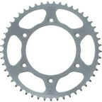 Sunstar Steel Rear Sprocket 42 Tooth Fits 87-12 Yamaha TW200