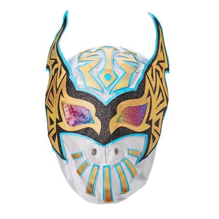 Authentic Halloween Masks (Official WWE Authentic Sin Cara Replica Mask)