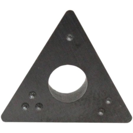 Shark Fmc Style Carbide Inserts For Fmc Brake Lathes  10 Pack