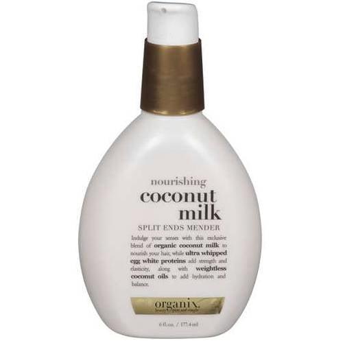 OGX Coconut Milk Split Ends Mender, 6 fl oz