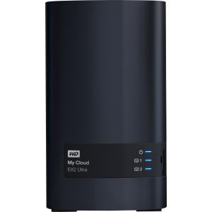 WDBVBZ0160JCH-NESN WD 16TB My Cloud EX2 Ultra Network Attached Storage NAS WDBVBZ0160JCH-NESN Marvell Armada 385 385... by WESTERN DIGITAL - CONTENT SOLUTIONS