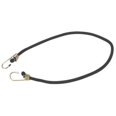 - 4HXD7 Hook Bungee Cord, 18 In.L