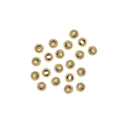 14k Gold Filled Beads, Seamless Round 2mm, 20 Pieces