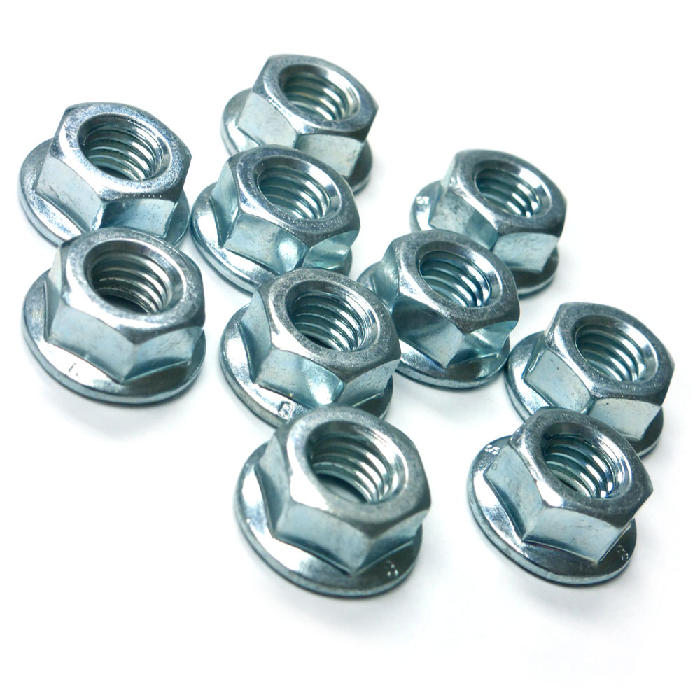 Echo Bar Nuts for Echo Chainsaws & Pole Saws / 10 Pack / 43301903933, CS-302S, CS-351VL, CS-302, CS-330EVL, CS-400EVL
