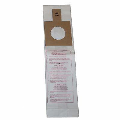 Royal Dirt Devil Type K Upright Stick Vacuum Dust Bags 3320230001, 1320230001 [Single Enviro Bag] Single Stick Tobacco