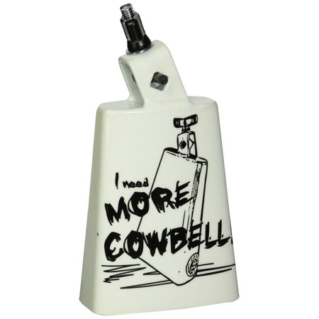 Latin Percussion Double Conga - Latin Percussion Collectabells Cowbell - More Cowbell