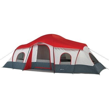 Ozark Trail 10-Person Cabin Tent with Integrated E-Port