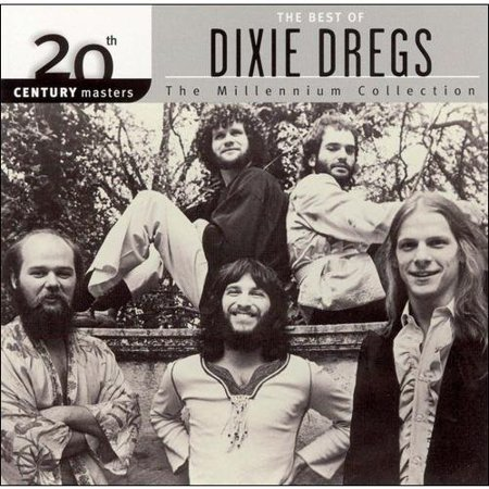 20th century masters the millennium collection the best of the dixie dregs. Black Bedroom Furniture Sets. Home Design Ideas
