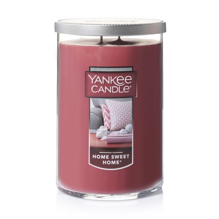 Yankee Candle Large 2-Wick Tumbler Candle, Home Sweet Home Large 2 Wick