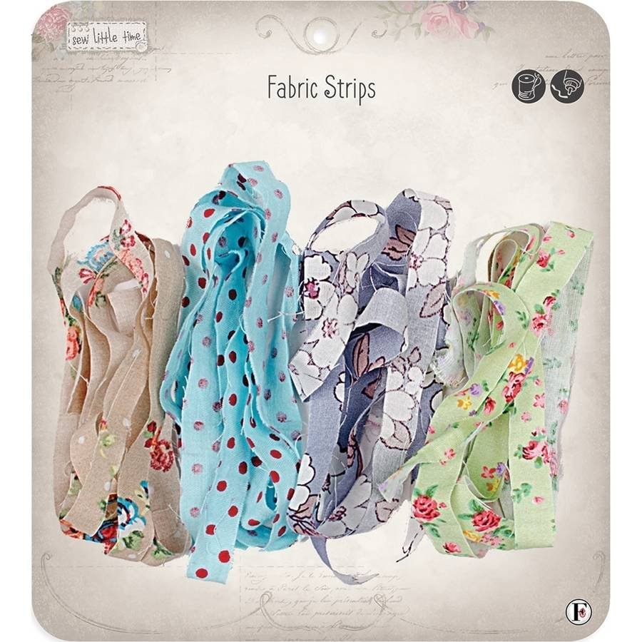Sew Little Time Sew-On Applique, Strips
