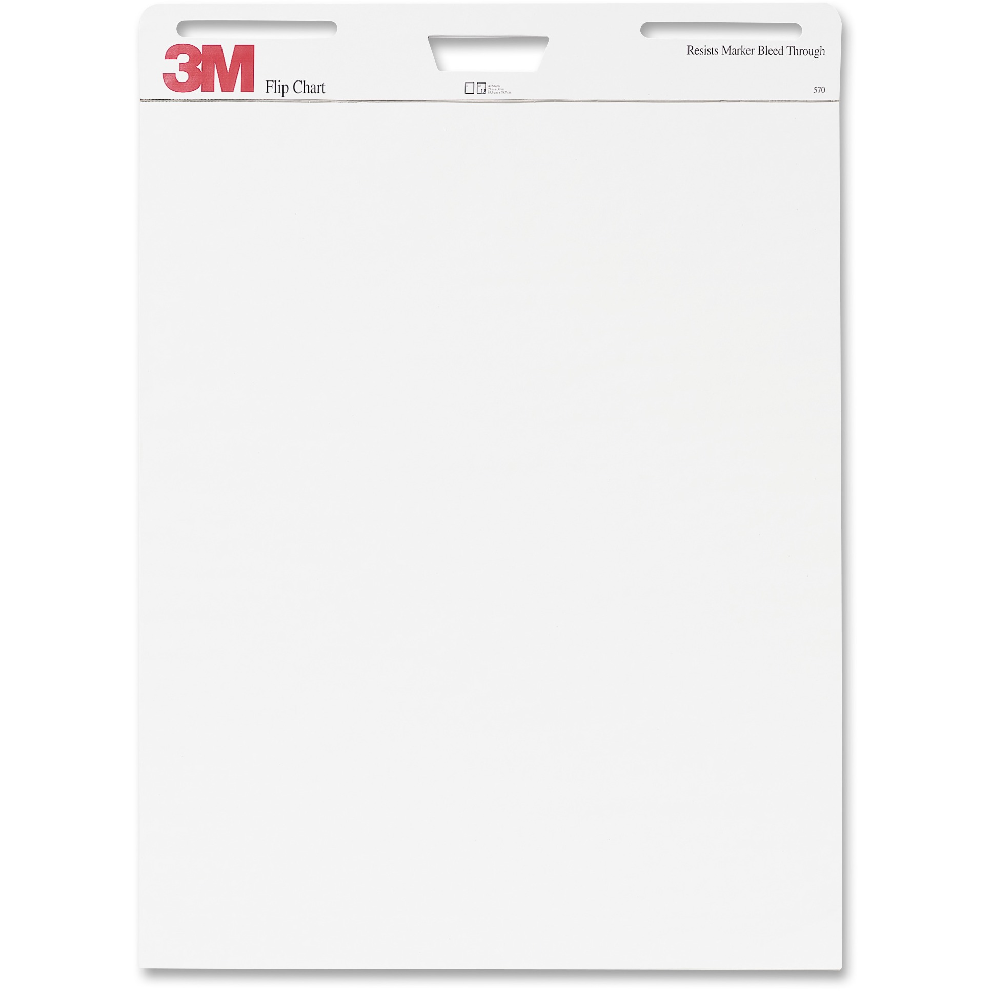3M Easel Pad Flip Charts Twin Pack, 25 X 30 Inches, 40 Sheets/Pad,  2 Pads/Pack   Walmart.com  Lined Chart Paper