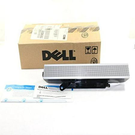 Genuine Dell AS501 Soundbar Speaker *NO PA* For Dell Ultra Sharp Flat Panel Monitors: 1703FP, 1704FP, 1706FP, 1707FP, 1707FPV, 1708FP, 1801FP, 1901FP, 1905FP, 1907FP, 1907FPV, 1908FP, SP1908FP, 2001FP