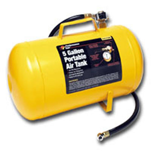 Performance Tool W10005 5 Gallon Air Tank