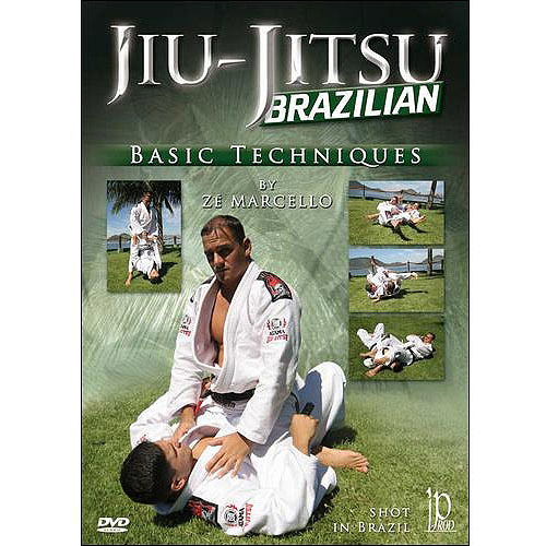 Ze Marcello: Brazilian Jiu-Jitsu - Basic Techniques