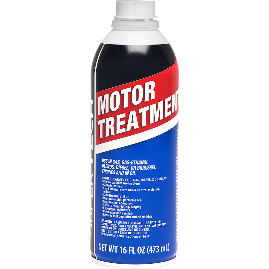 SUPER TECH Motor Treatment (WM23269), 16 oz