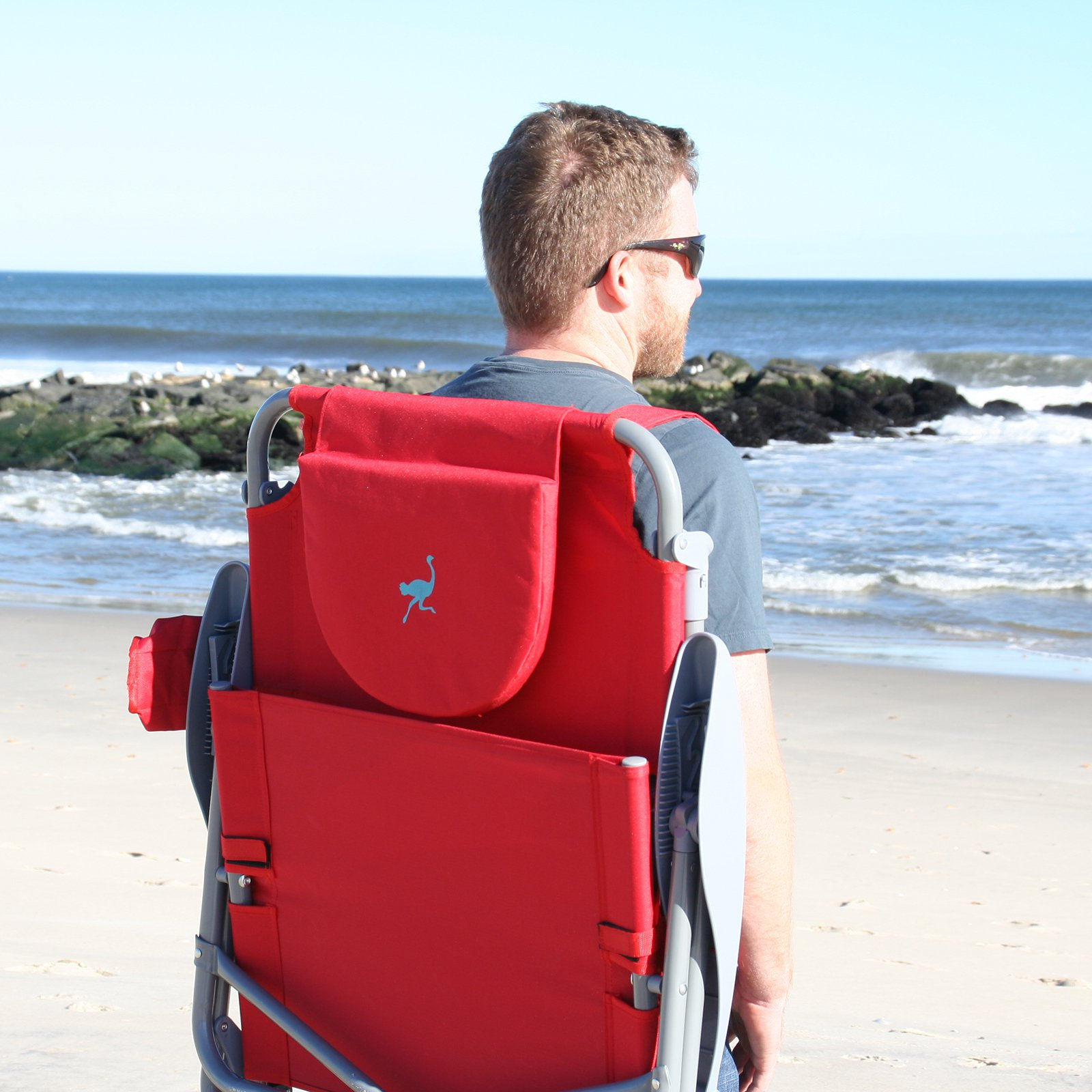 Beach chair back - Beach Chair Back 39