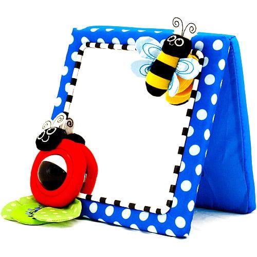 Sassy - Crib and Floor Mirror