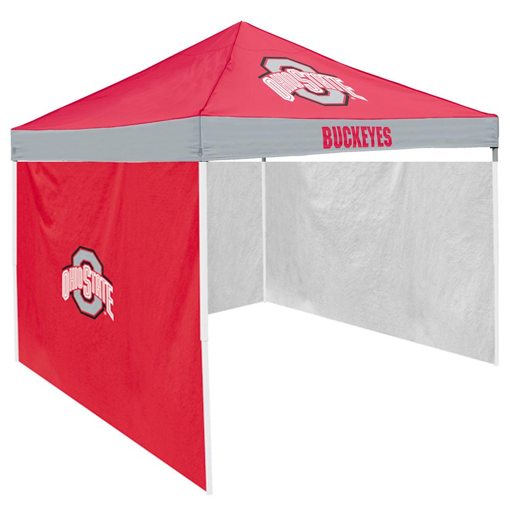Logo Chairs Ohio State Buckeyes NCAA 9' x 9' Economy 2 Lo...