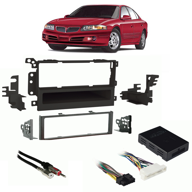 Axxess GMOS-05 Onstar Interface Non-Amplified Gm Vehicle W// Dock-N-Lock Style