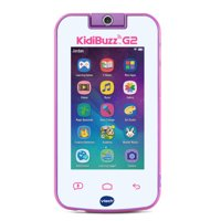 VTech KidiBuzz G2 Kids Electronics Smart Device with KidiConnect, Pink