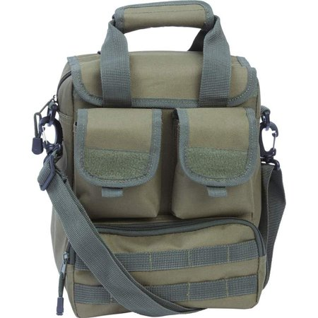 Military Bug Out Compact Utility Sling Day Pack Bag Olive Drab 15