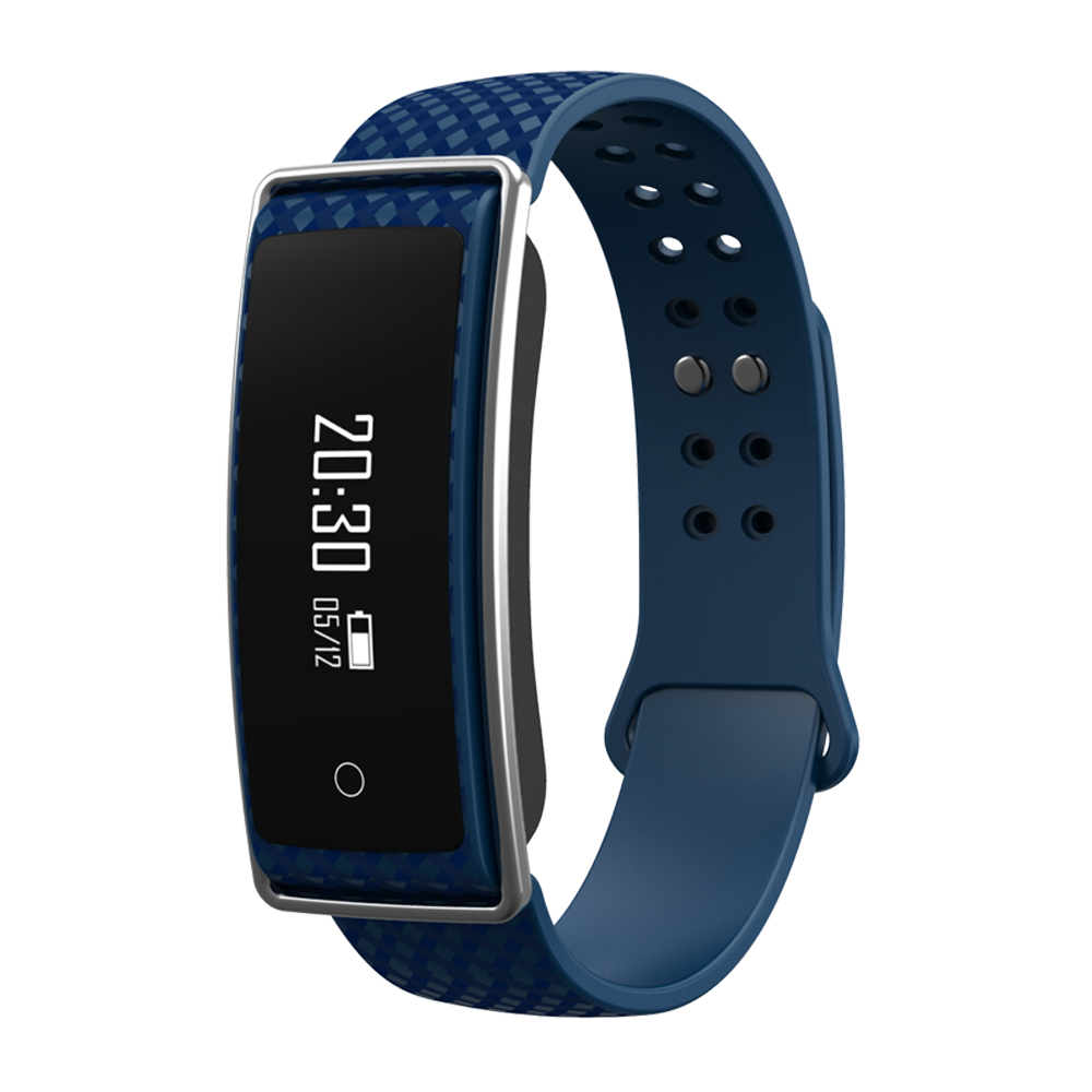 TechComm GX5 Fitness Tracker Heart Rate Monitor Bluetooth Call & Text