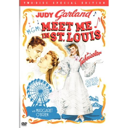 Meet Me In St. Louis (DVD) (Meet Me In St Louis On Tv)