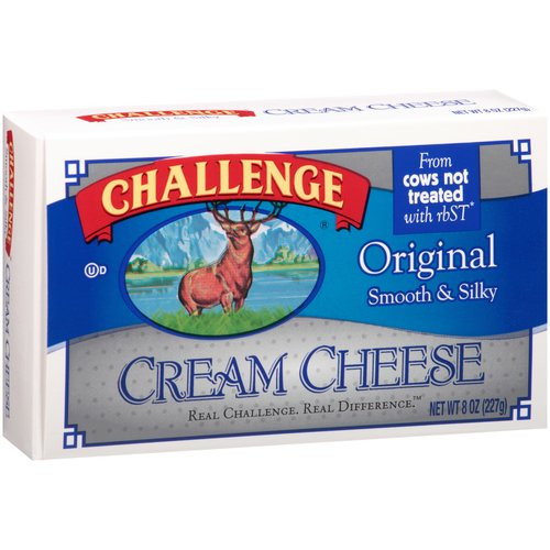 Challenge Original Cream Cheese, 8 oz