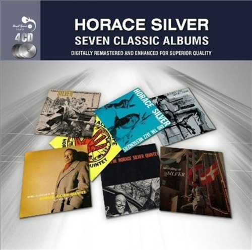 7 CLASSIC ALBUMS [HORACE SILVER] [CD] [1 DISC]
