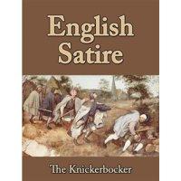 English Satire - eBook