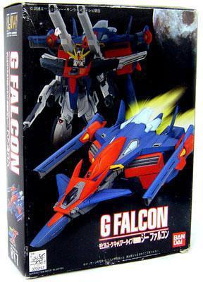 Gundam System Injection Basic Grade G-Falcon Unit Model Kit by