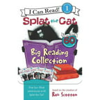 Splat the Cat Big Reading Collection