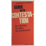 Guide de la contestation - eBook