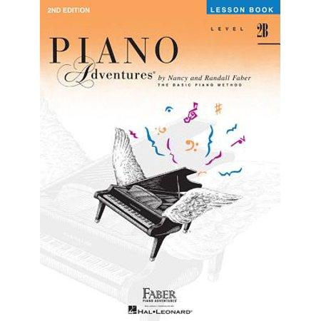Piano Adventures, Level 2B, Lesson Book](Halloween Theme Piano Lesson)