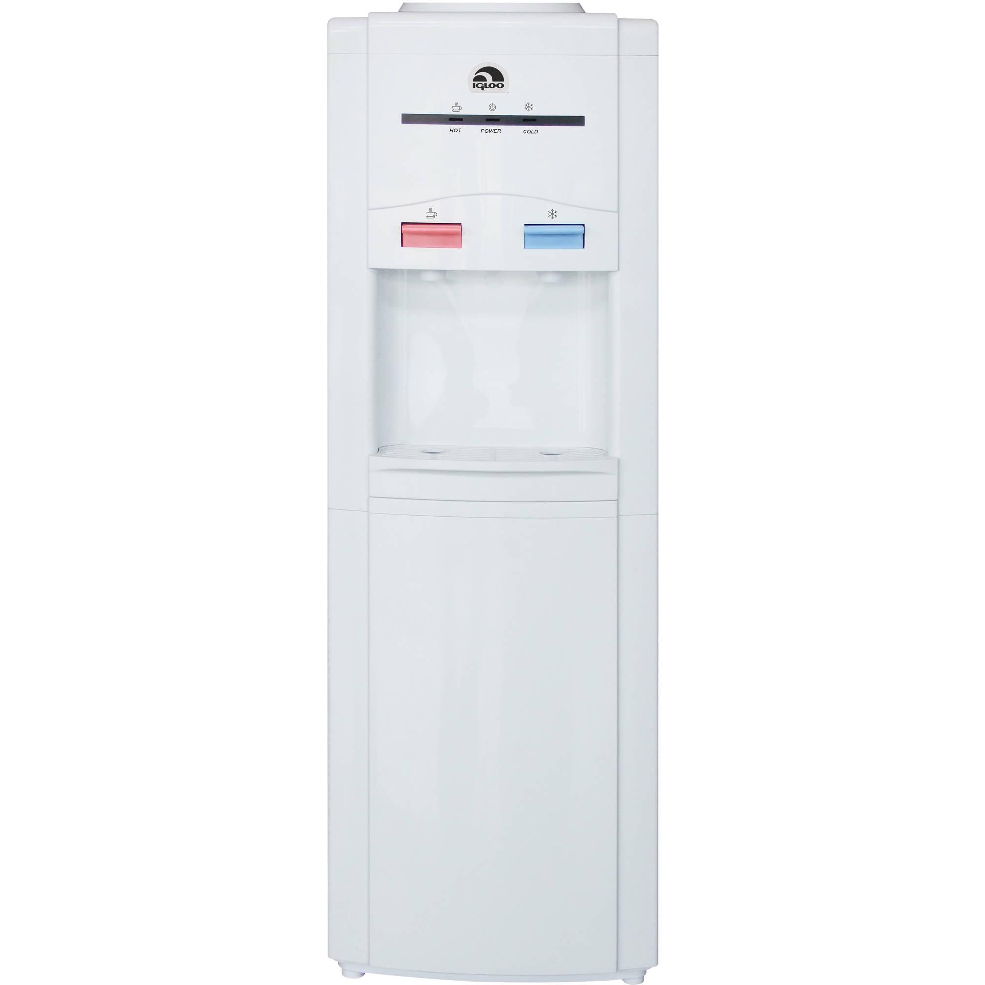 Igloo Water Cooler/Dispenser, White