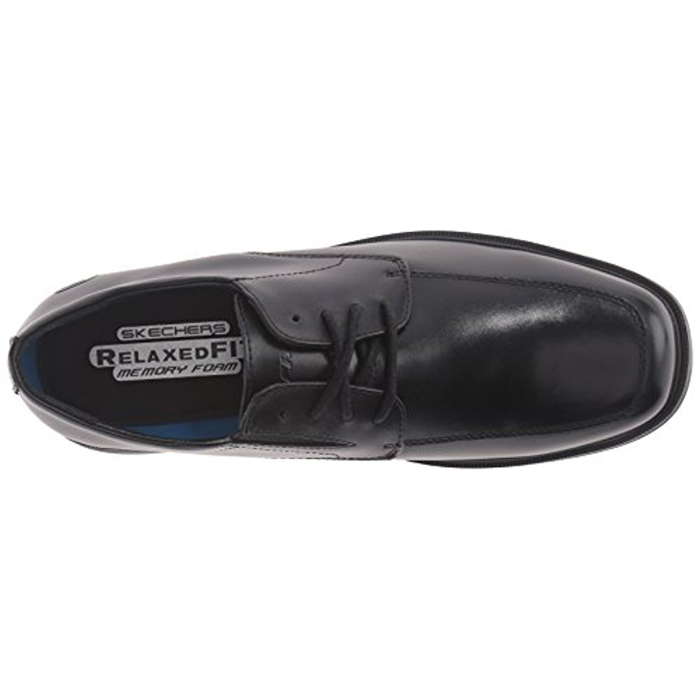 Skechers 64615BLK Men 's CASWELL Casual Shoes