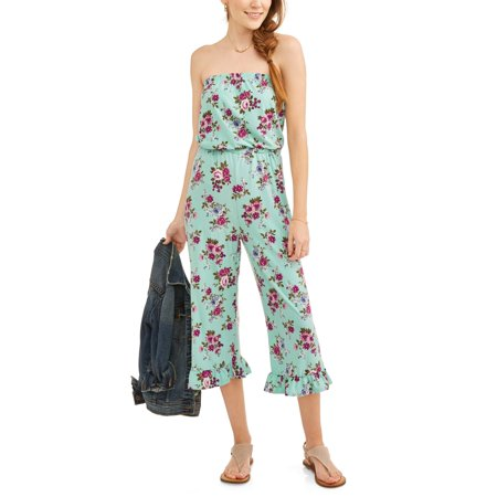 Women's Ruffle Gaucho - Vault Jumpsuit For Sale