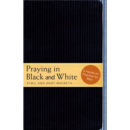 Praying in Black and White: A Hands-on Practice for Men - eBook - Praying Hands Clipart