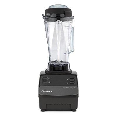 Vitamix Certified Reconditioned 2-speed Blender Black